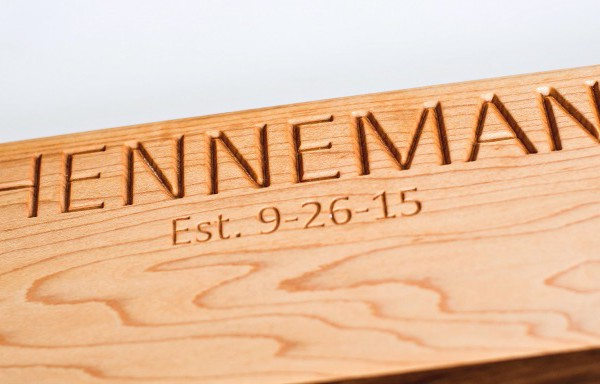 Chefs Board, Engraved for that Special Occasion