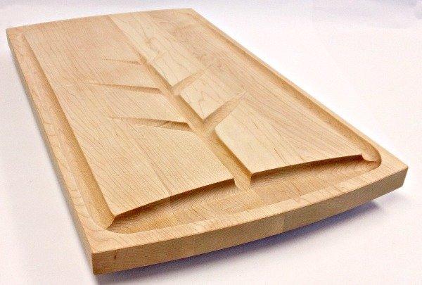 Carving board maple hardenbrook hardwoods