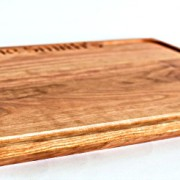 profile of cherry cutting board