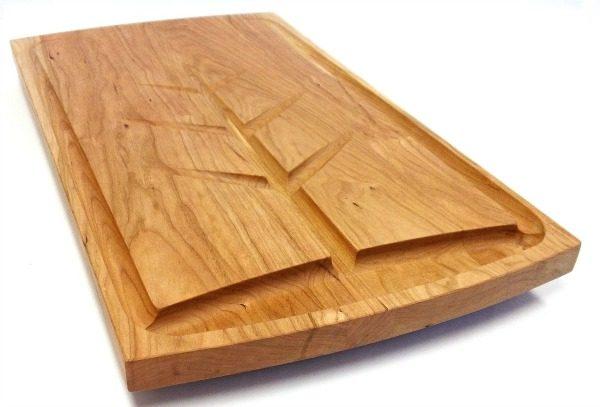 Cherry Carver Board