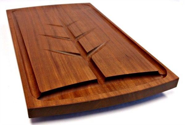 Mahogany Carver Board