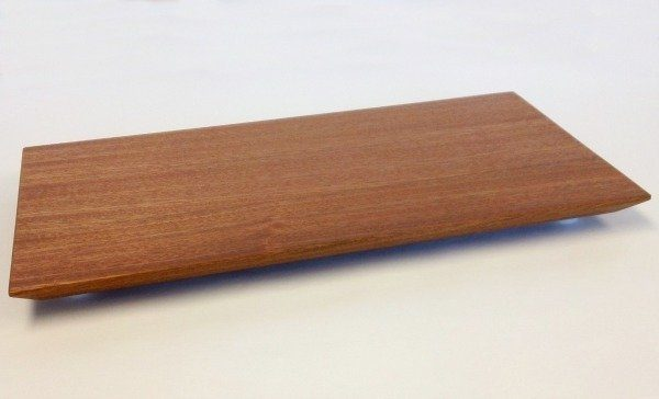 mahogany bread board