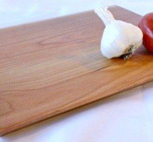 flat grain cherry