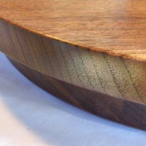 close up of turn table