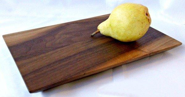 walnut flat grain